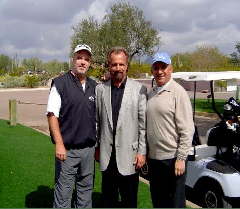 Ken Green, George Carlo & Peter Kostis
